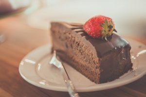 chocoladetaart bestellen